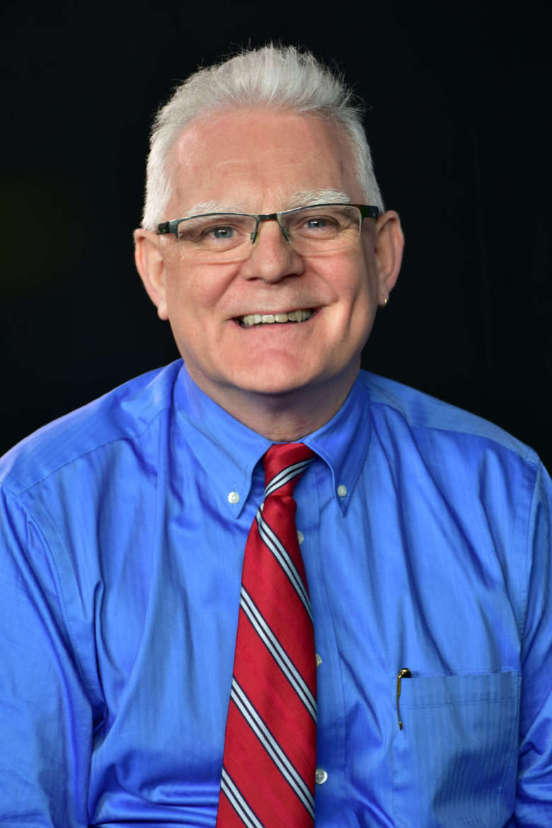 Dr. Robert Warburton, dean, College of Science, Technology, Engineering, and Mathematics