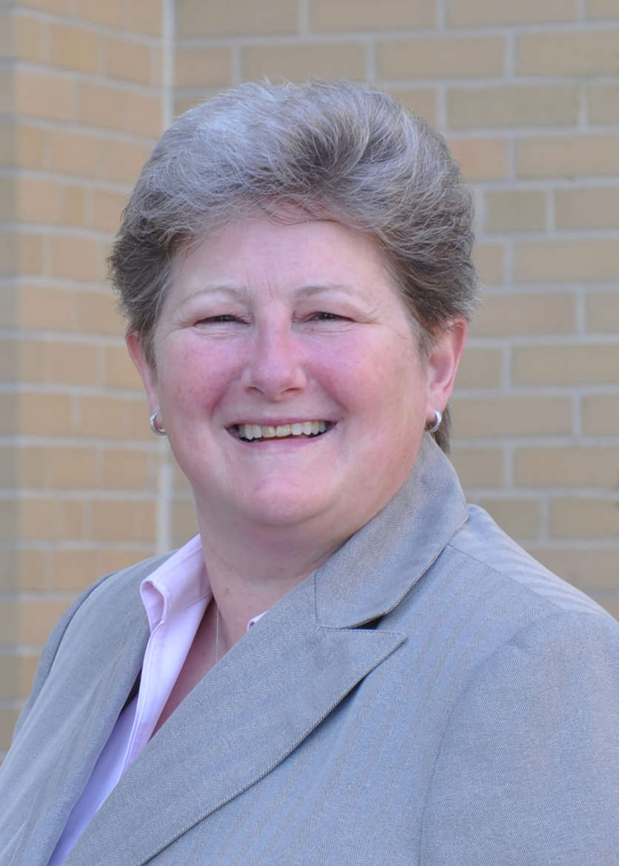 Dr. Colleen Nolan, professor of biology