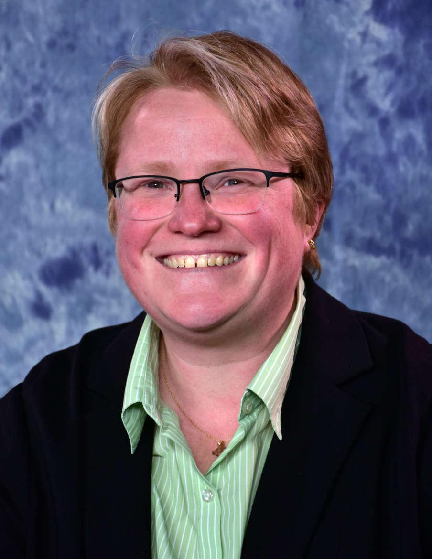 Dr. Heidi Hanrahan, professor of English