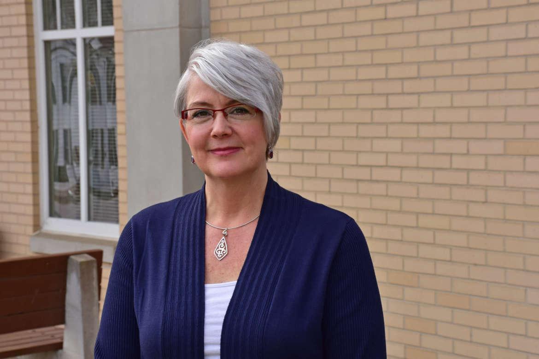 Dr. Stephanie Slocum-Schaffer, professor of political science