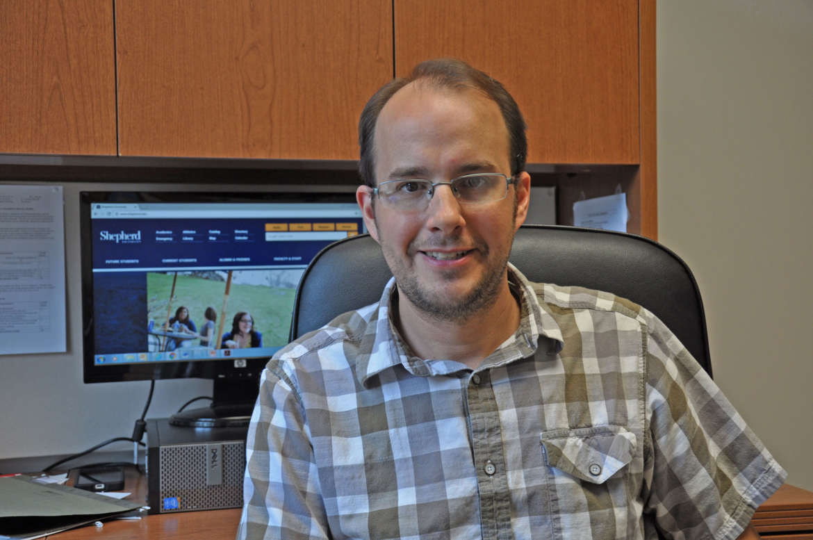 Dr. Craig Cline, Social Work Program director