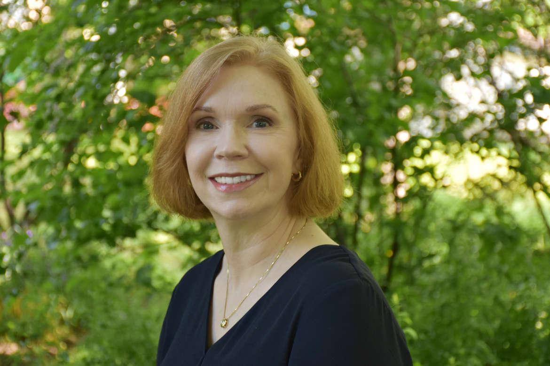 Dr. Marie DeWalt, director of human resources