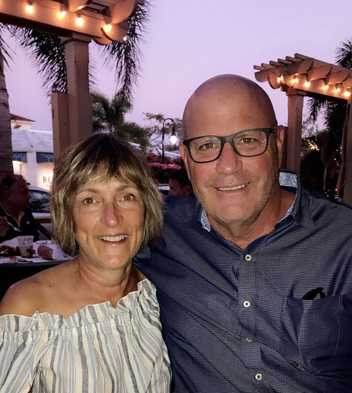 Linda and Scott Roach