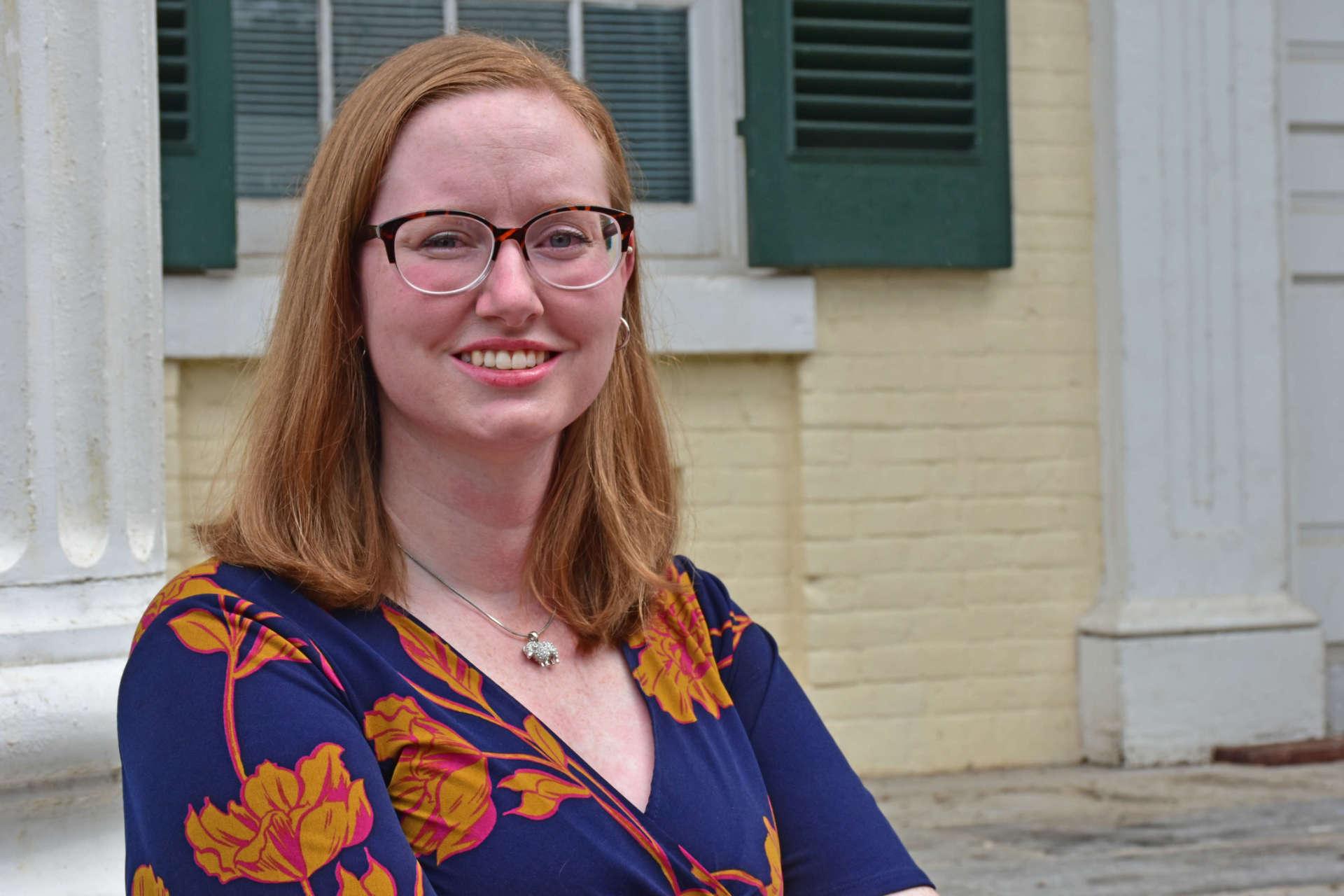 Katie Gordon, director of Alumni Affairs