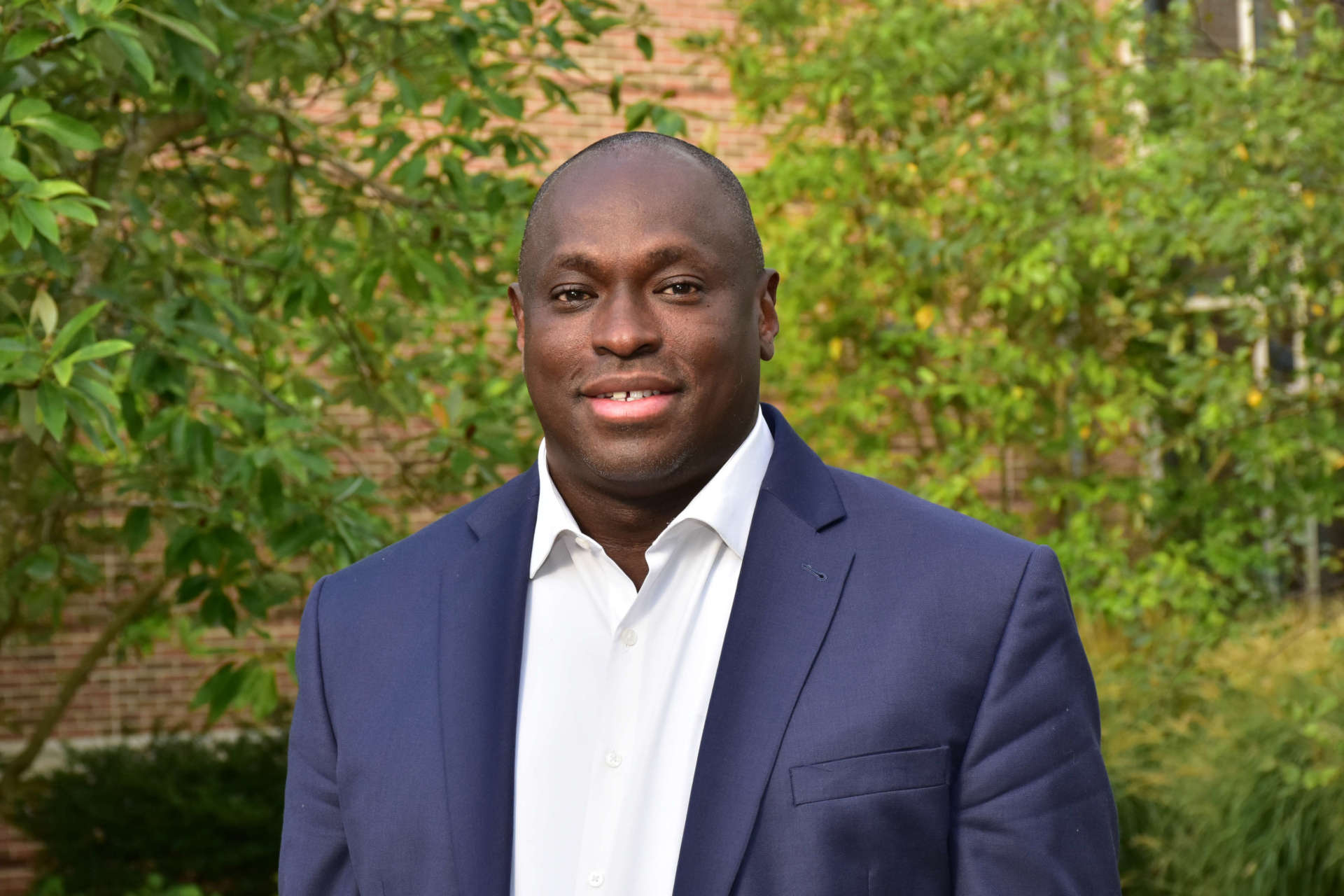 Siriki Diabate, international admissions counselor