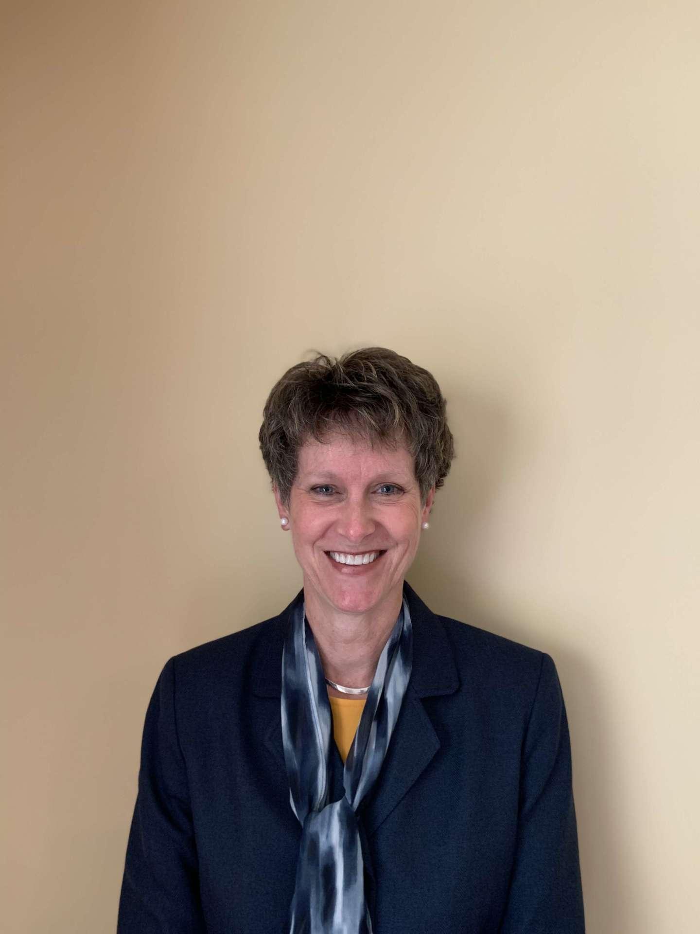 Dr. Kelly L. Hart, vice president for enrollment management