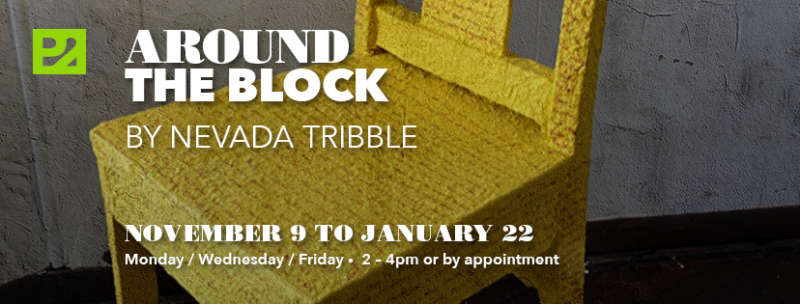 Around the Block by Nevada Tribble