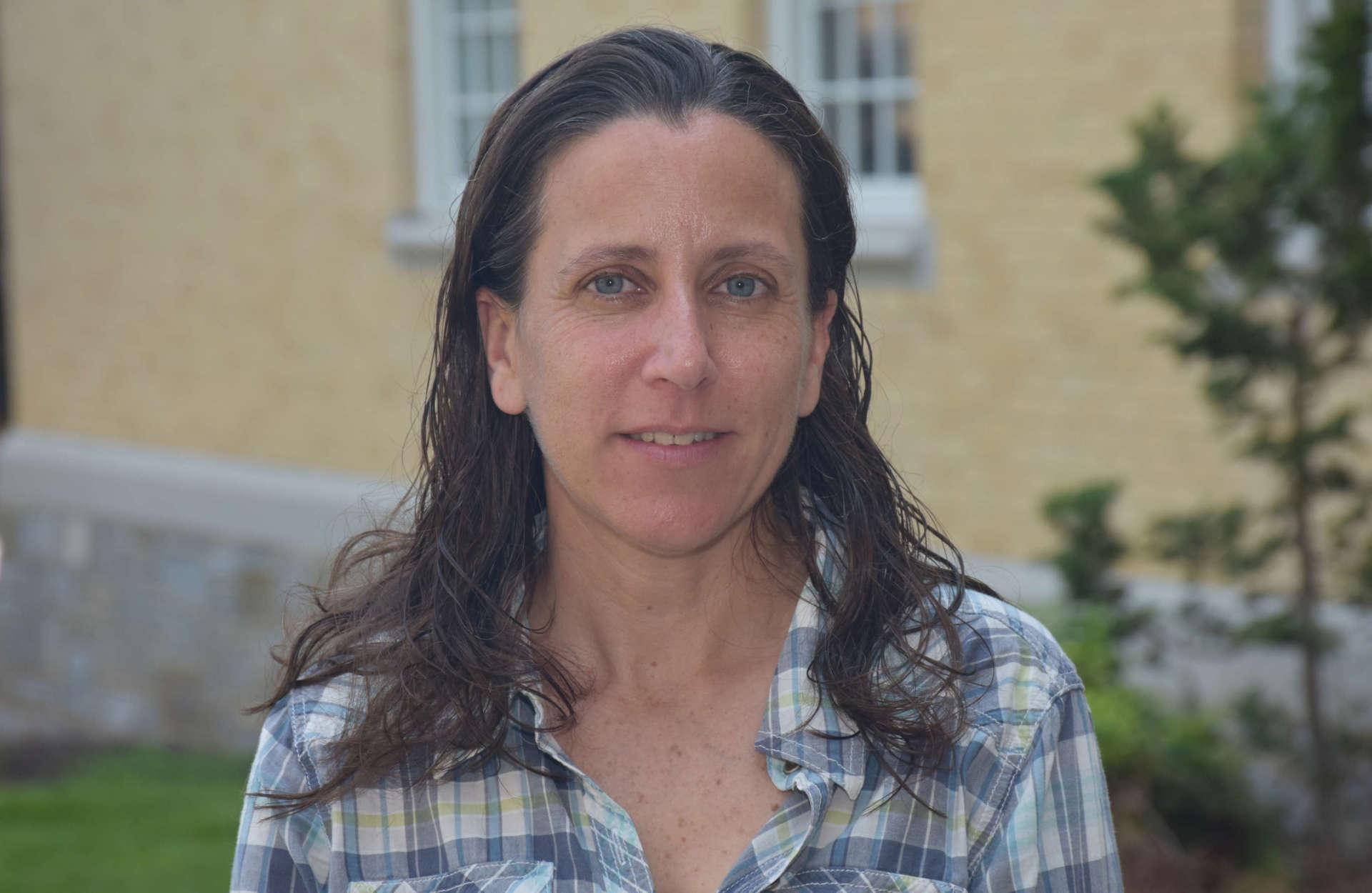 Dr. Cecilia Melton, assistant professor of environmental studies
