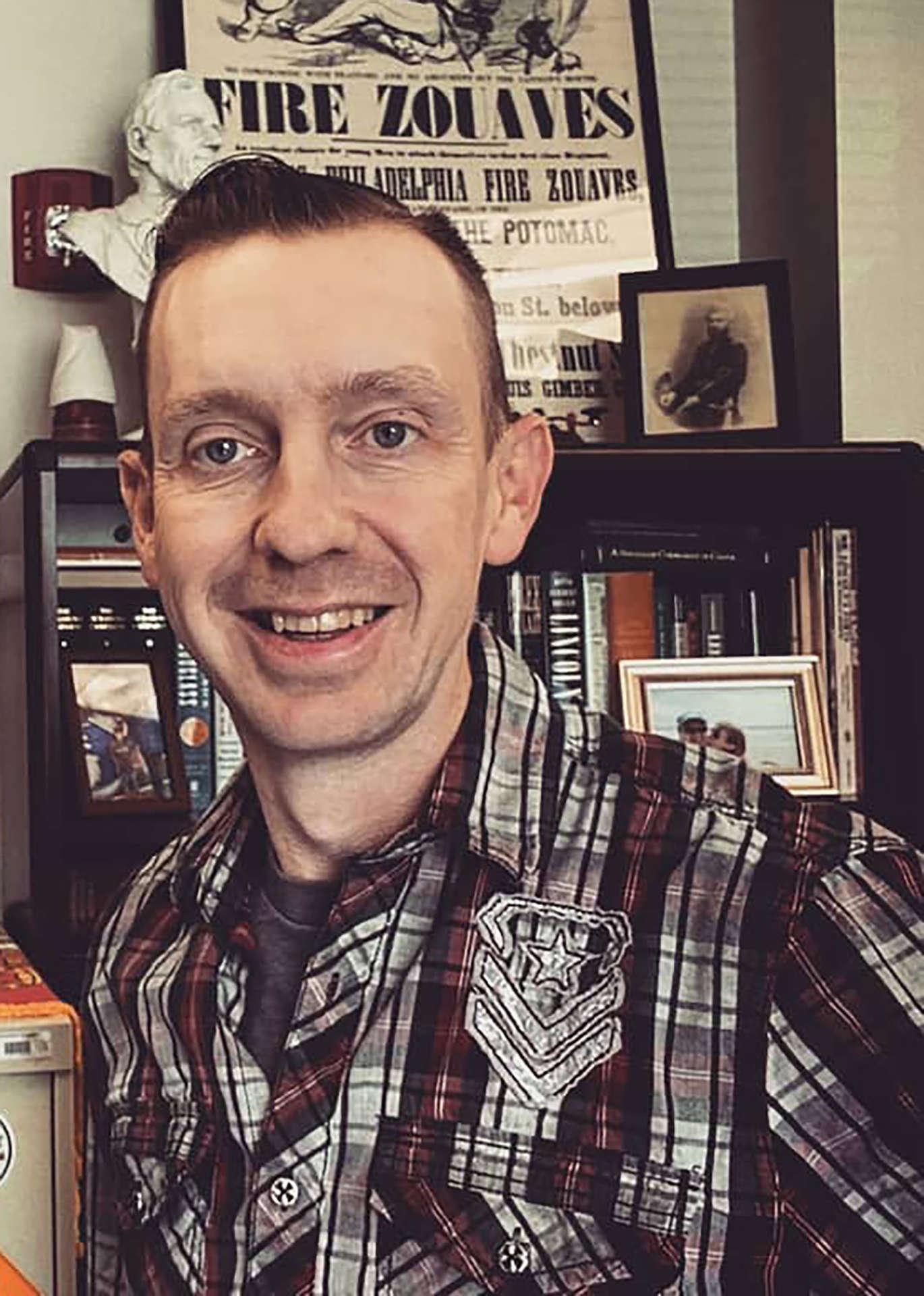 John Heckman, The Tattooed Historian