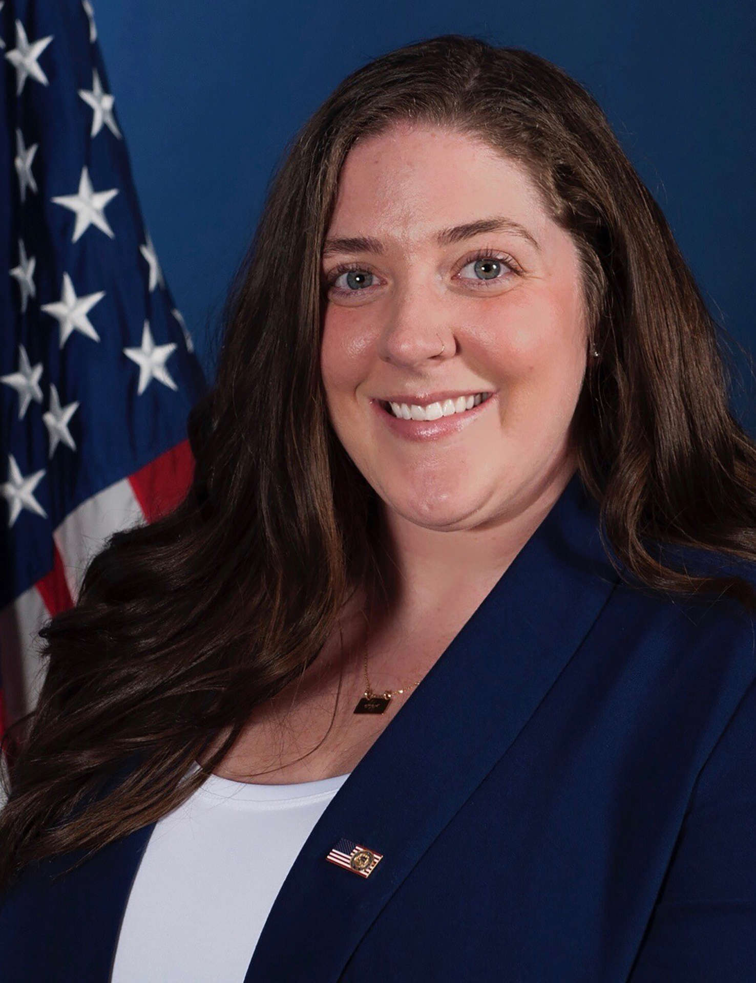 Amanda Hils, public information officer and recruiter for the ATF Baltimore Field Division