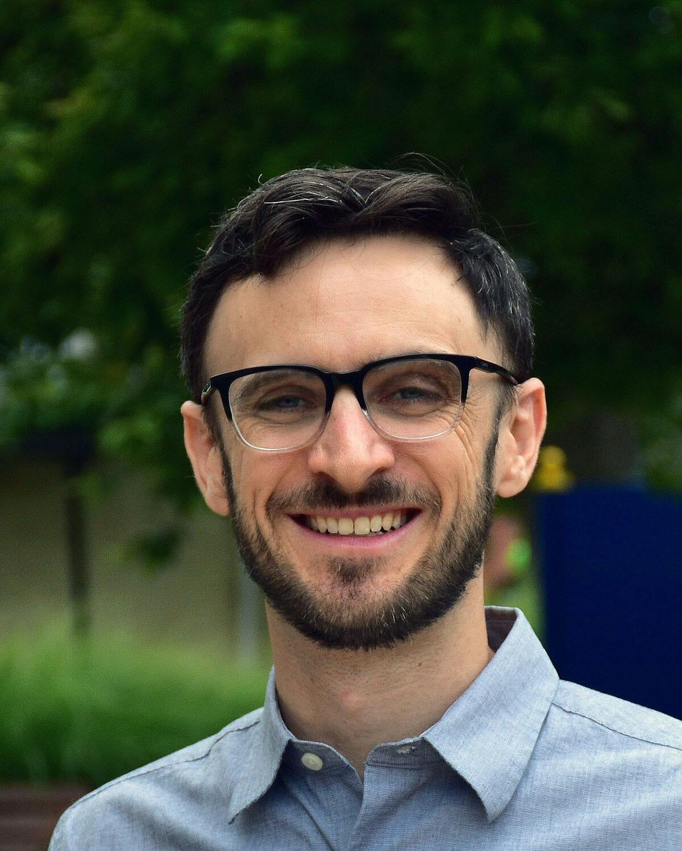 Dr. Matthew Kushin, Shepherd associate professor of communication