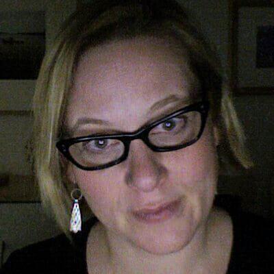 Monica Larson, professor of communication