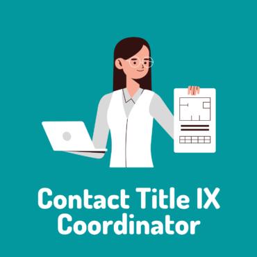 contact title nine coordinator