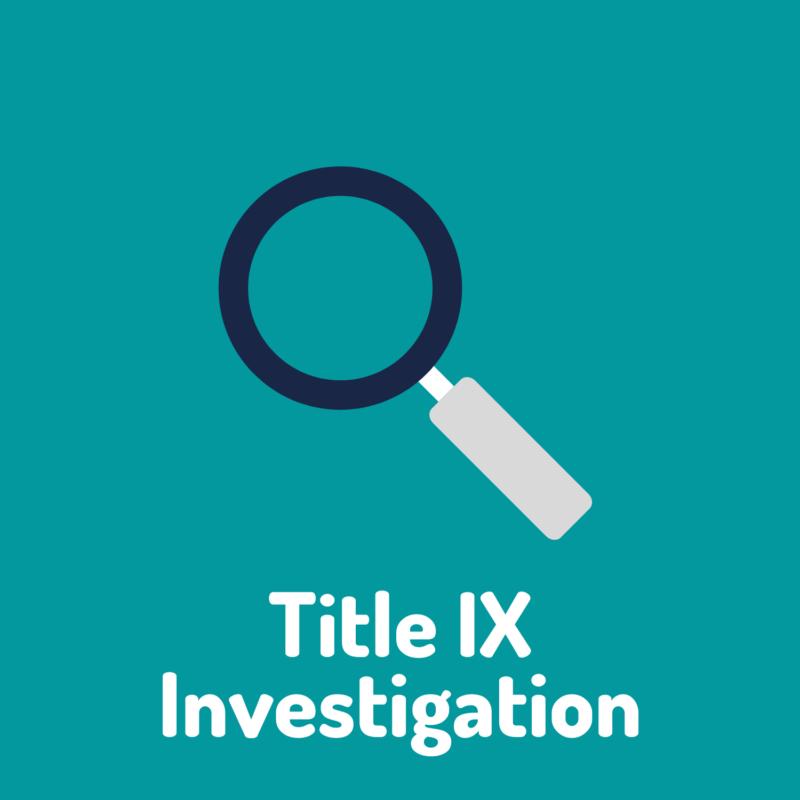 title nine investigation