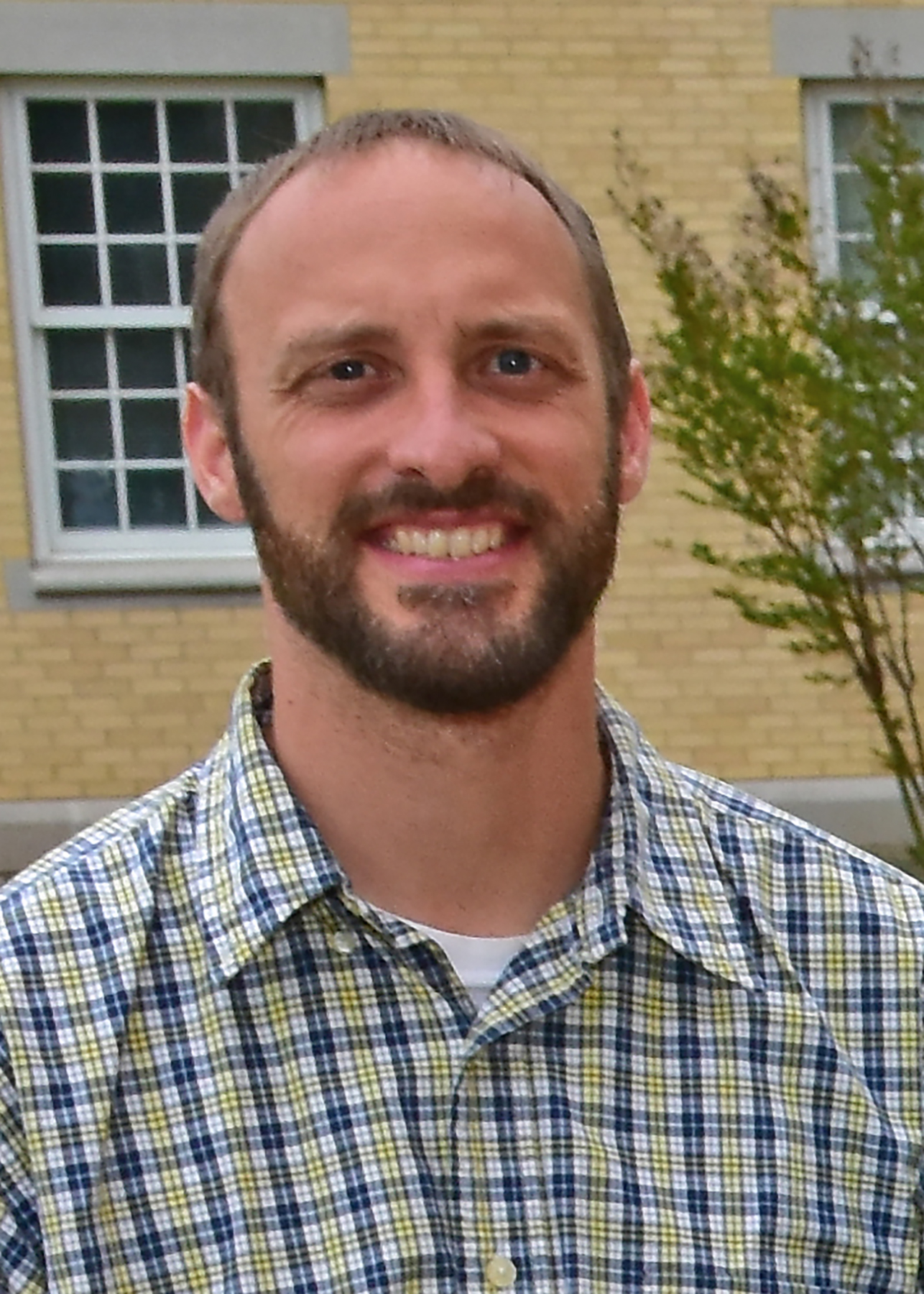 Joshua Vance, adjunct faculty of environmental and physical sciences