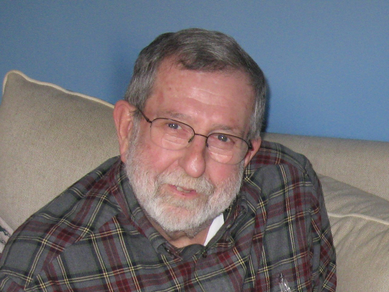 Dr. Charles Carter, former chair of the Department of English and Modern Languages