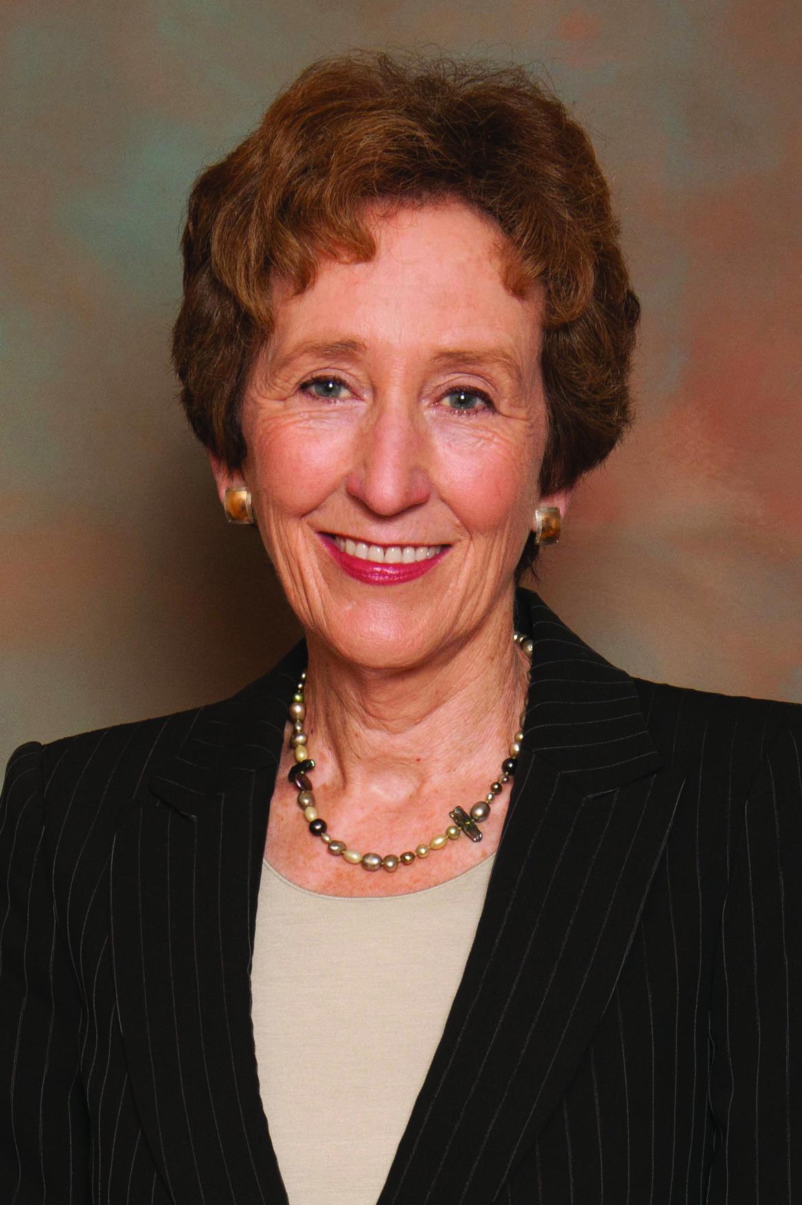 Dr. Suzanne Shipley, Shepherd's 15th president.