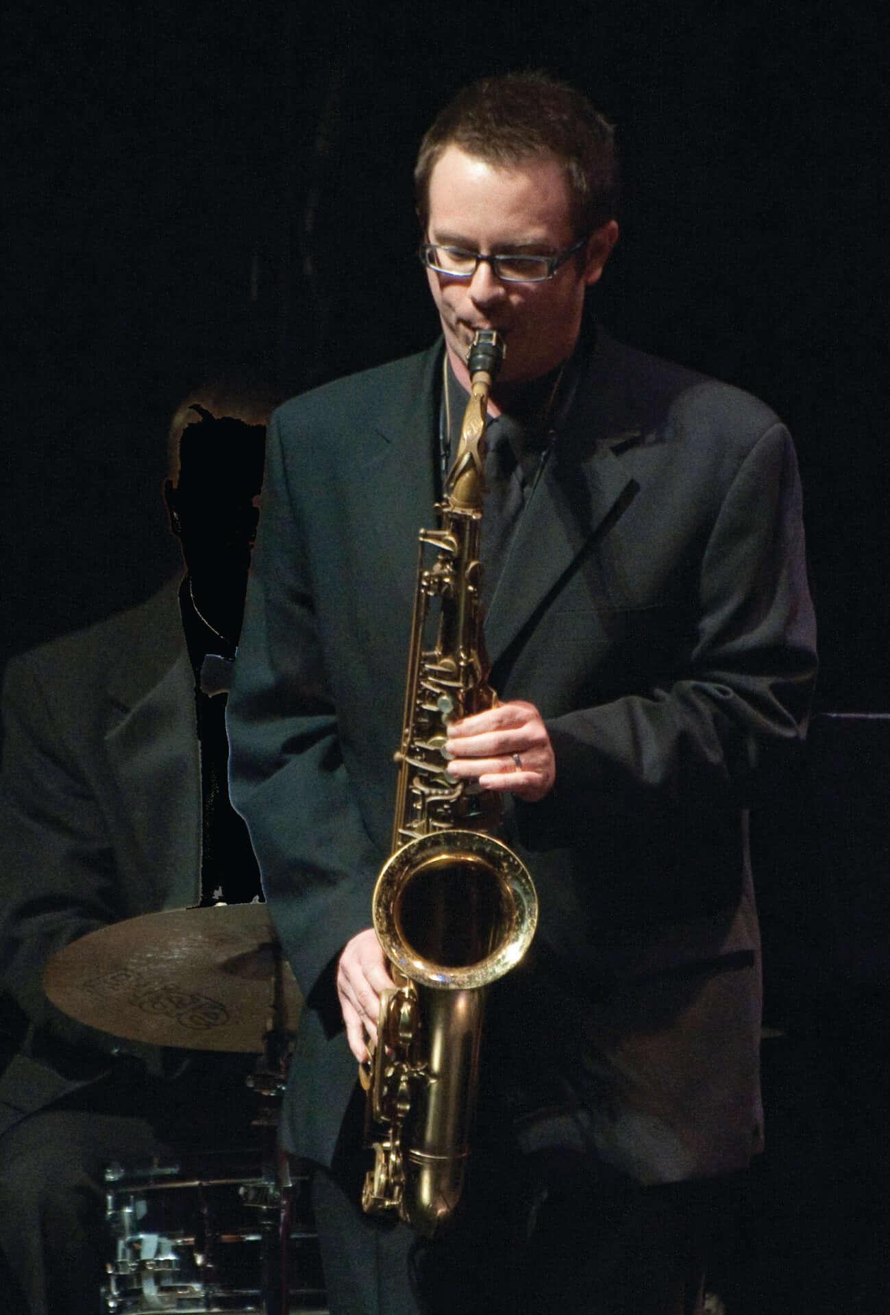 Dr. Kurtis Adams, director, School of Music