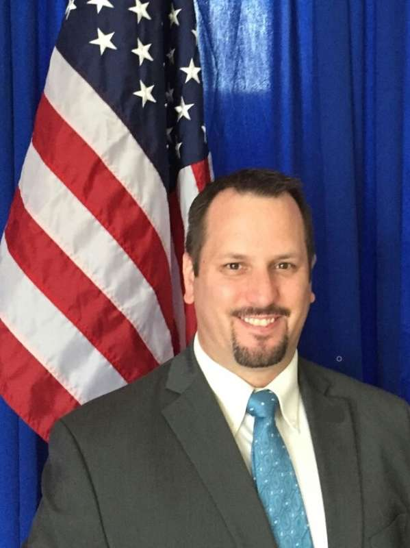 Jay Culley, special agent, Homeland Security Investigations