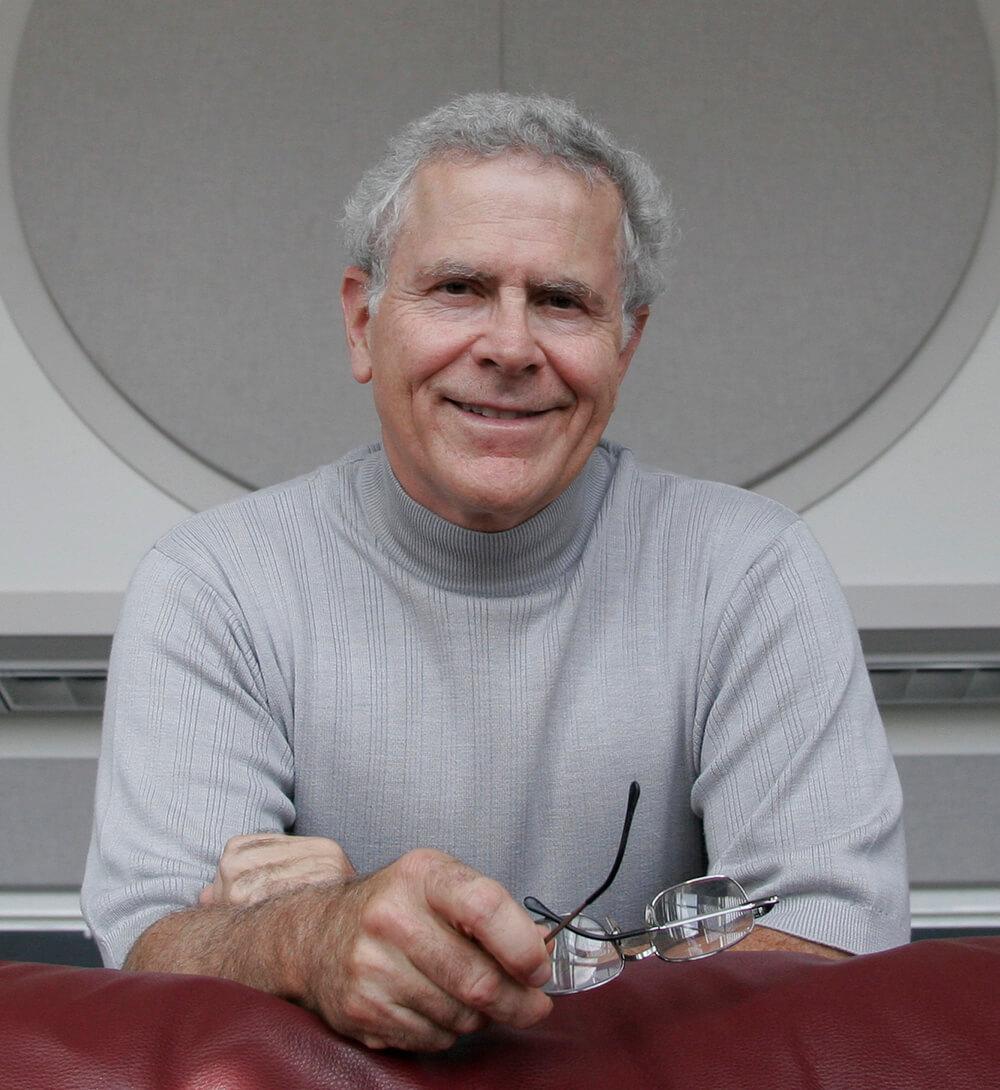 2014 Writer in Residence Author Homer Hickam
