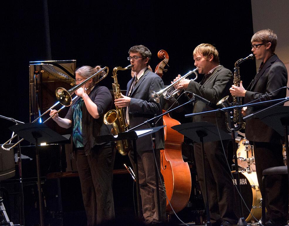 Jazz Night Ensembles