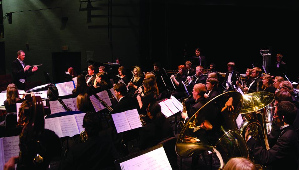 Wind Ensemble and Symphonic Band