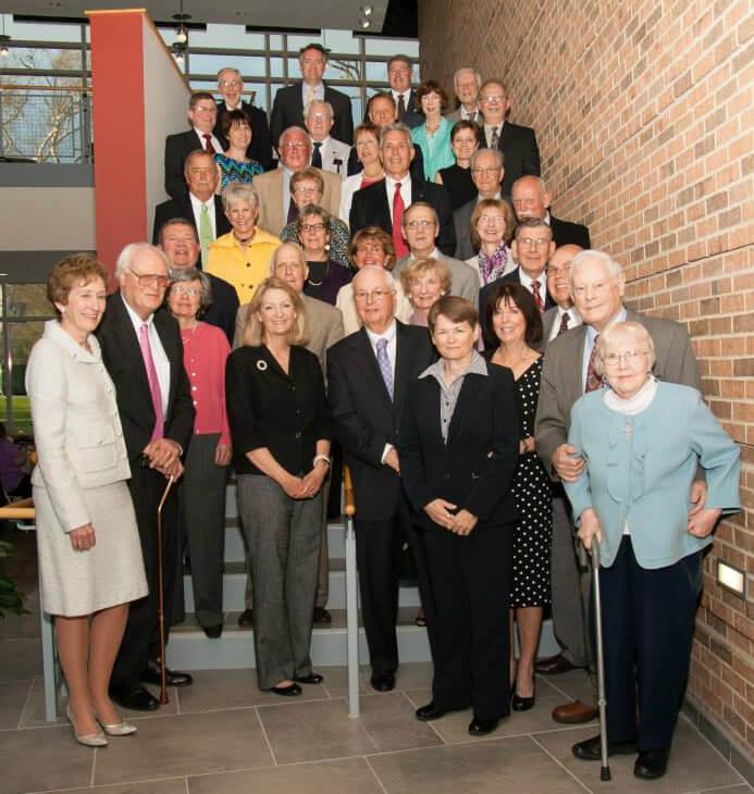 Members of the Joseph P. McMurran Society